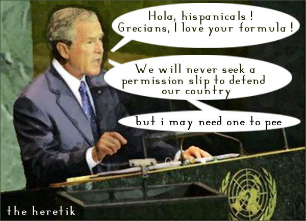 Bush_lays_down_law_at_un_the_heretik