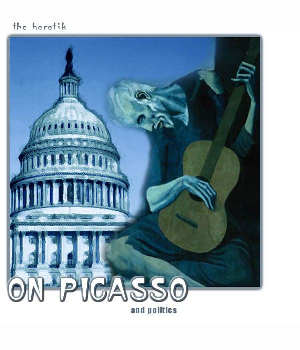 On_picasso_and_politics_112005_the_heret